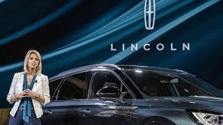 New York International Auto Show 2019: Lincoln President speaks to Yahoo Finance