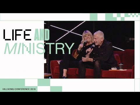 Life & Ministry  A Hillsong Conference 2019 -  Sydney Masterclass with Louie & Shelley Giglio
