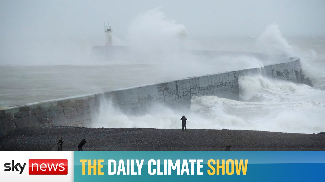 The Daily Climate Show: UK warned it's unprepared for climate change