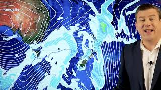 Windier week with a number of cold fronts (15/07/19)