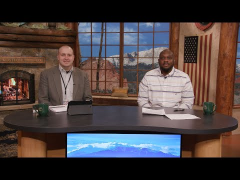 Charis Daily Live Bible Study: Ricky Burge - March 1, 2021