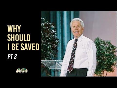 Why Should I be Saved, Pt 3  Jesse Duplantis