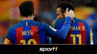 Anruf von Lionel Messi: Kehrt Neymar nun doch zu Barca zurück? | SPORT1 - TRANSFERMARKT