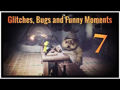 Little Nightmares - Glitches, Bugs and Funny Moments 7 - UCw0Z9RArUnbNwnaKCgumz6A