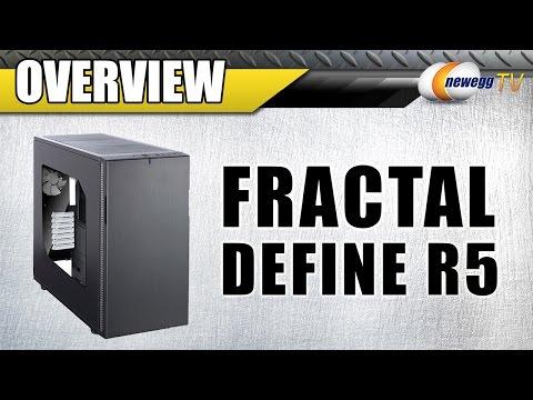 Fractal Define R5 Overview - Newegg TV - UCJ1rSlahM7TYWGxEscL0g7Q