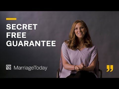 Secret FREE Guarantee  In Conversation with Ashley Willis