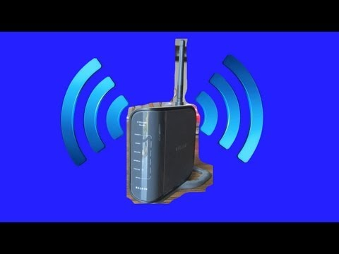 How to Set Up a Wireless Router - default