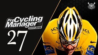 PRO CYCLING MANAGER 2019:ESPAÑOL: #27 UTAH E5-E7 LO INTENTAMOS PERO.....