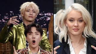 Listen: BTS' J-Hope & V Release 'A Brand New Day' Collab With Zara Larsson