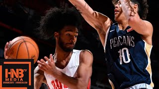 Chicago Bulls vs New Orleans Pelicans Full Game Highlights | July 8 | 2019 NBA Summer League