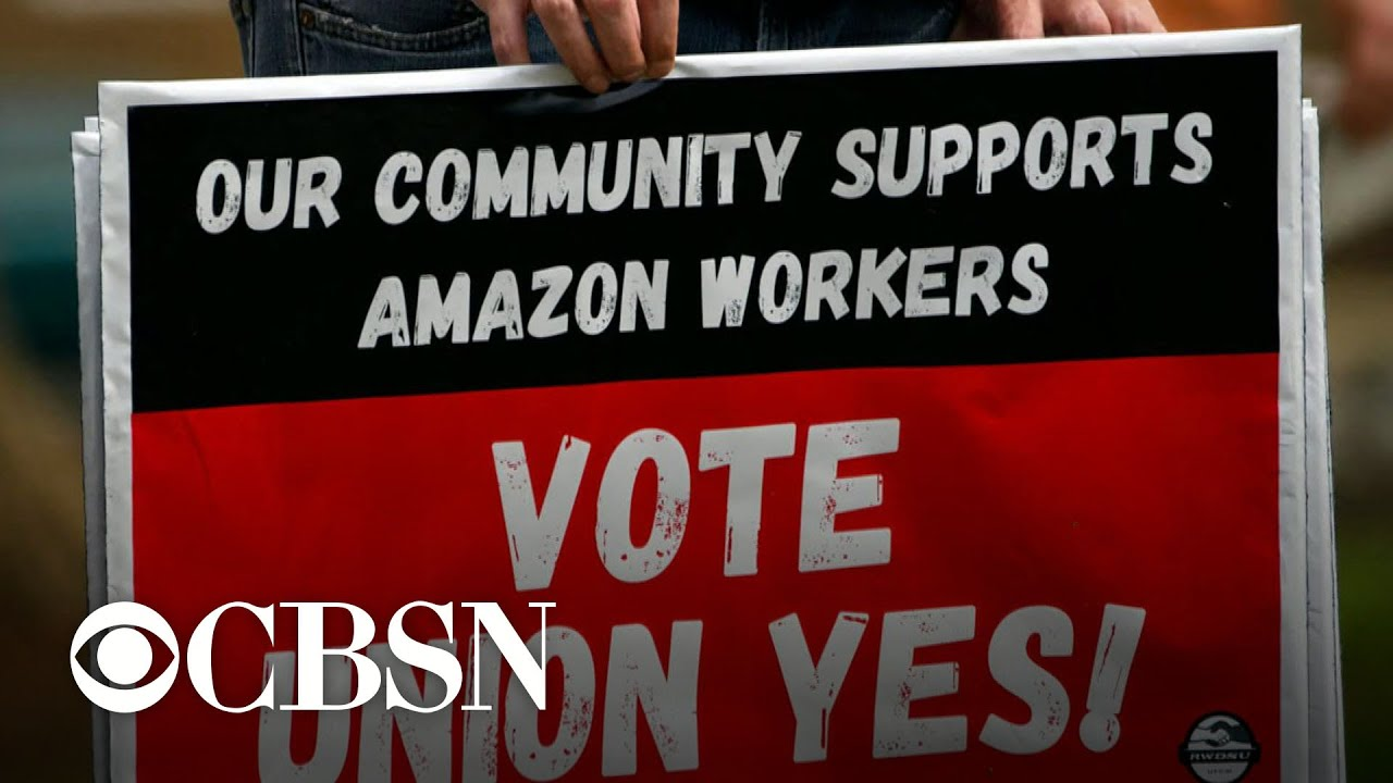 Amazon defeats unionization effort in Alabama