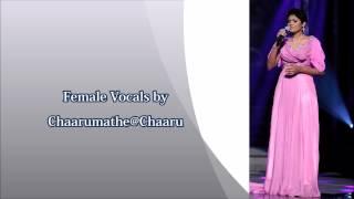 Vaanavezhi - chaarumathee , Others