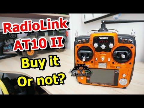 Futaba 10CAG Rip off Radiolink AT10II 2.4Ghz 12CH DSSS FHSS RC Transmitter - UCsFctXdFnbeoKpLefdEloEQ