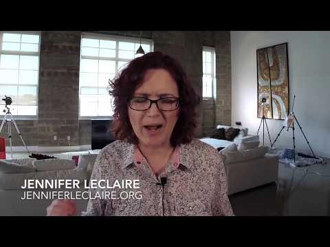 Special Announcement: Jennifer LeClaire Makes Mega Kairos Ministry Shift