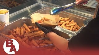 Lumpia Company opens at Oracle Park, home of the SF Giants