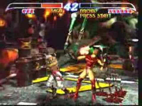 Killer Instinct II arcade Jago 1/2