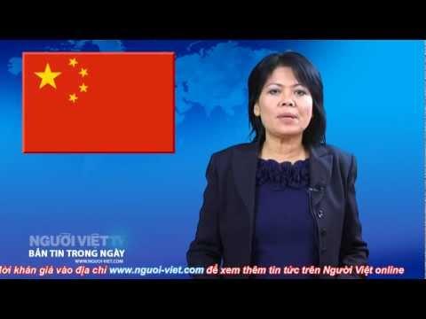 Việt Nam đón Tập Cận Bình bằng cờ Trung Quốc 6 sao (Bản tin 22-12-2011)