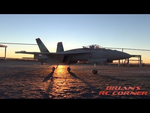 Freewing F/A-18E with Thrust Vectoring - Box Opening Review and Flight Testing - UCKy1dAqELo0zrOtPkf0eTMw