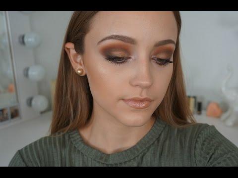 Anastasia Shadow Couture Palette Tutorial | Chocolatey Deep Smokey Eye - UC8v4vz_n2rys6Yxpj8LuOBA
