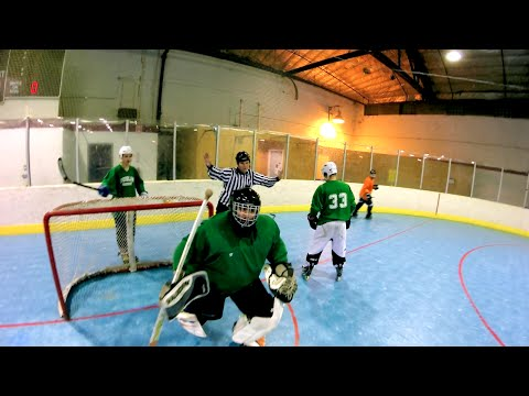 GoPro Hockey | SICK CALL REF... (HD)