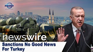 Sanctions No Good News For Turkey | News Wire | Episode 104 | Indus News