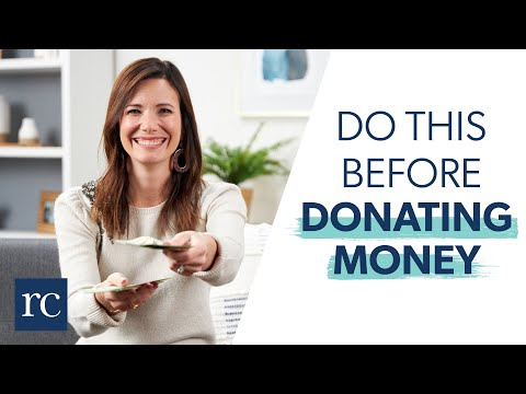 Don't Make This Mistake When Giving Away Money!