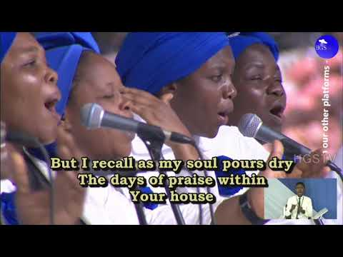 REGION 6 CHOIR MINISTRATION  RCCG MARCH SPECIAL HOLY GHOST SERVICE