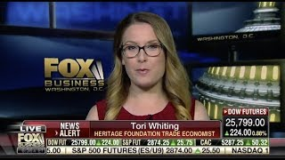 Tori Whiting: China Tariffs Are Increasingly Hurting American Businesses And Consumers