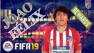 Unlocking Weekly Objectives!!! Felix SOOO GOOD!!! #FIFA19