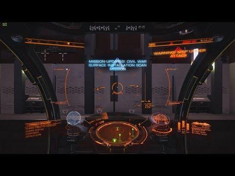 Random Player Tries to Destroy My Ship While I'm in an SRV - UCvjtytyK7R_sv9ij2kO5pxQ