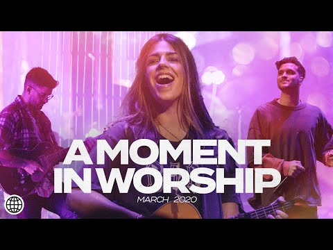 A Moment In Worship with Brooke Ligertwood, Aodhan King & the Hillsong worship team