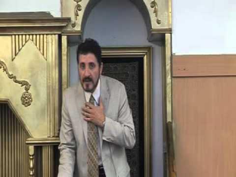 إبليس - خطبة للدكتور عدنان ابراهيم