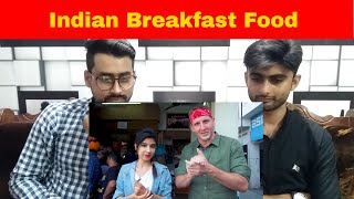 Pakistani Reaction To | India's Best Breakfast Costs 14 Cents! Amazing Punjabi Street Food!