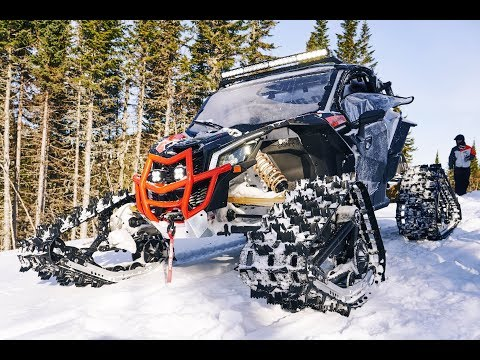 Can-am Back Country LT Track Kit - UCn5cVaFEEHCIBGUbmrxYdeg