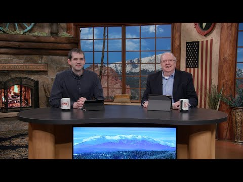 Charis Daily Live Bible Study: Dealing with your Sandpaper Person pt 2 - Greg Mohr - April 12, 2021