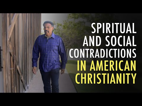 Contradictions in American Christianity - Oneness Embraced Book Excerpt Reading by Tony Evans, 3