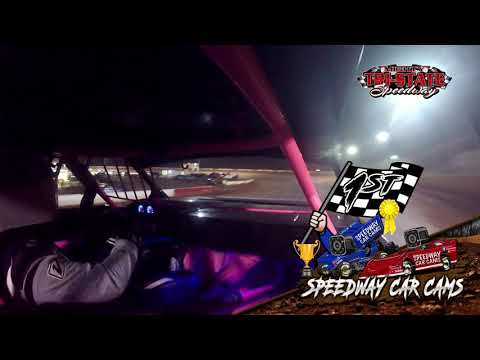 #4A Ty Abernathy - USRA Factory Stock - 9-11-2021 Tri-State Speedway - In Car Camera - dirt track racing video image