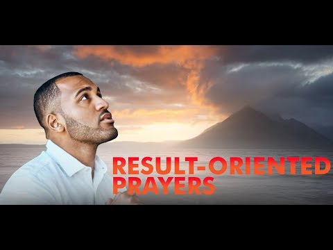 Result-Oriented Prayers  Pst Bolaji Idowu 20th September 2020