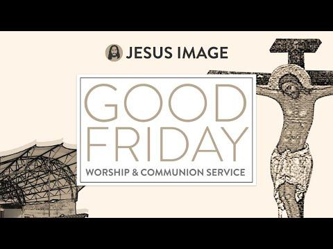 Good Friday  Jesus Image  April 2nd, 2021
