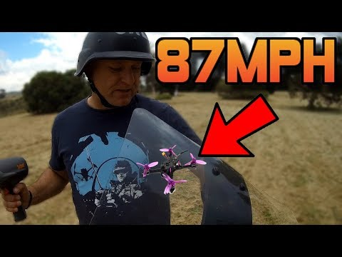 THIS TINY DRONE DOES 87MPH!! WHAT??? - UC3ioIOr3tH6Yz8qzr418R-g