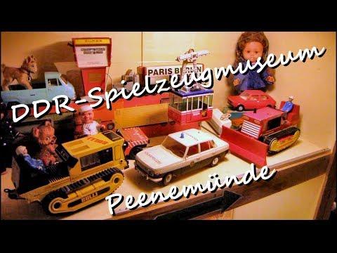 Usedom / Peenemünde / DDR Spielzeugmuseum, Super Sammlung! / http://www.peenemuende-info.de - UCNWVhopT5VjgRdDspxW2IYQ