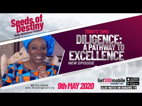 Dr Becky Paul-Enenche - SEEDS OF DESTINY  SATURDAY, 09 MAY, 2020