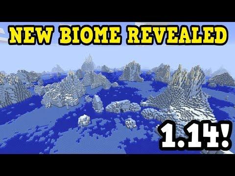 Minecraft 1.14 - NEW BIOME & MOB B Shown Off - UCyqy7zYNIMv7j5-oK2hYwkw