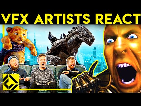 VFX Artists React to Bad & Great CGi 17 - UCSpFnDQr88xCZ80N-X7t0nQ