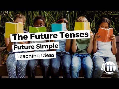 The Future Tenses - Future Simple - Teaching Ideas