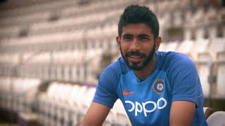Jasprit Bumrah the inspiration is at home icc cricket world cup