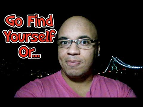 FIND YOURSELF OR... - The Funny Brazilian