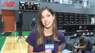 Boston Celtics welcome Kemba Walker, Enes Kanter
