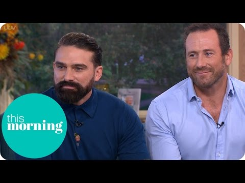 The SAS Boys On Swapping Wales For The Jungle | This Morning - UChFsYLqPUyLiZnfRog6wiZA