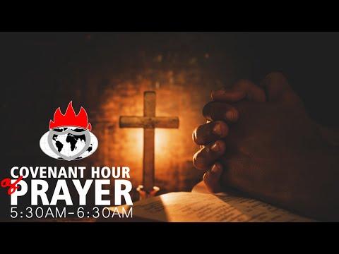 COVENANT HOUR OF PRAYER  9, SEPTEMBER  2021 FAITH TABERNACLE